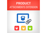 Product Attachments Extension