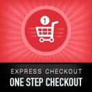 Express Checkout | One Step Checkout