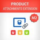 Magento 2 | Product Attachments